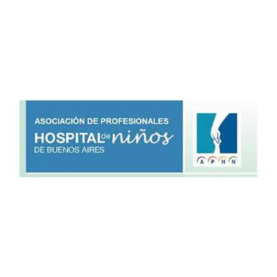 APHN asociacion de profesionales hospital de niños web